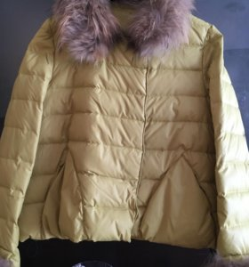 Куртка пуховик осень зима