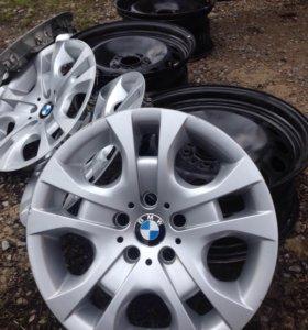 Колпаки BMW 17 радиус