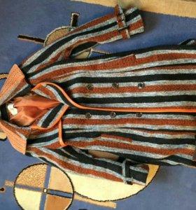 Burberry пальто