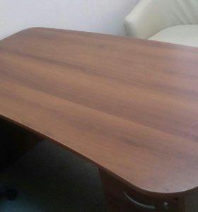 Комплект мебели для руководителя (стол, 2 тумбы)