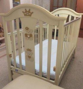Кроватка Pali Capricio