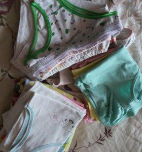 футболки и трусики