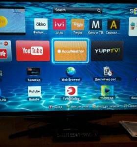 Телевизор Samsung UES6100W