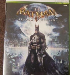 Xbox 360. Batman arkham asylum. Лицензия