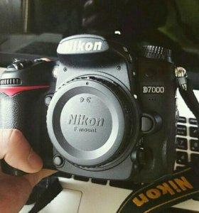 Nikon D7000 + Sigma 28-70 f/2,8-4. До конца недели
