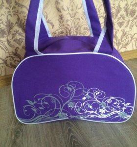 Дорожная сумка (новая)