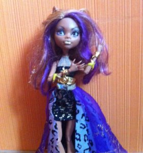 Monster High_Clawdeen Wolf 13 wishes