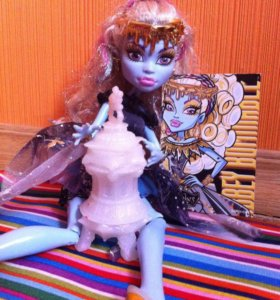 Monster High_Abbey 13 wishes