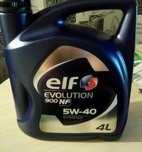 Elf Evolution 900NF 5w40. 4л.
