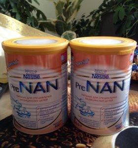 Детское питание PreNAN