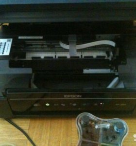 Epson xp-200 + снпч