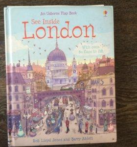 Интерактивная Книга про историю Лондона