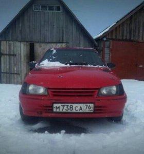 Opel Kadett, 1987, 2.0