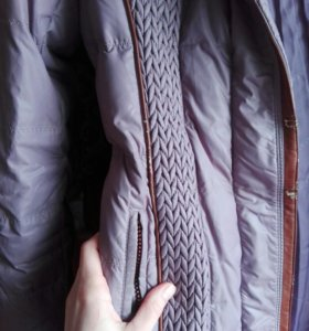 Куртка зимняя пухових