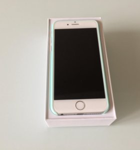 iPhone 6 64gb silver.