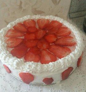 Торт.(1000 руб.1шт.)