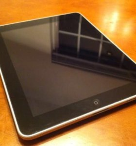 iPad  64 gb black 3 G