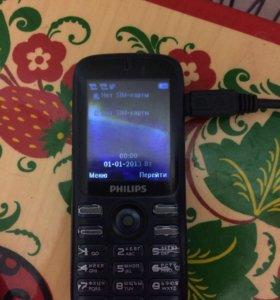 Телефон philips ксениум 2 сим
