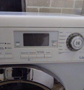 Стиральная машина Samsung wf752058c