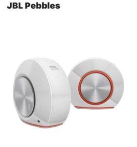 Компьютерные колонки JBL Pebbles.