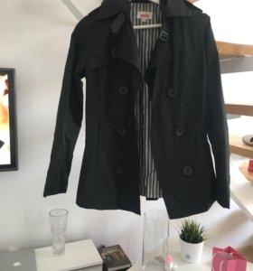 Весенний плащ - пиджак