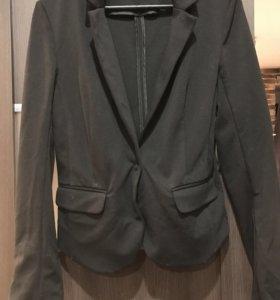 Пиджак мягкий