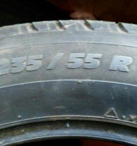 Летняя резина мишлен р18 235/55