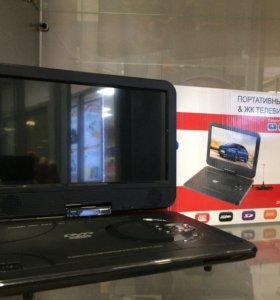 DVD плеер DVB-T,DVB-T2