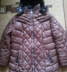 Женская куртка осень-весна 54-58