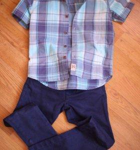 Рубашечка и брюки Next