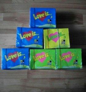 Жвачки ,,Love is...,,