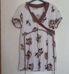 Блузка, для беременных.