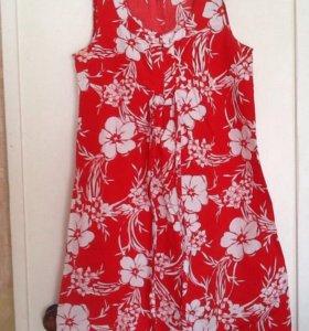 Сарафан-платье. Для беременных.