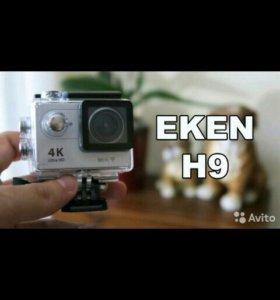 Экшн камера Eken H9Rse (Action camera)
