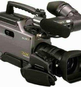 Професиональная видеокамера Sony dslr 250