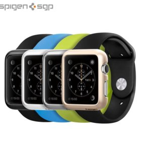 SPIGEN SGP™ Thin Fit Apple Watch 38мм