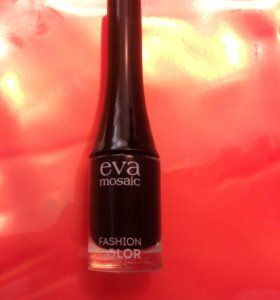 Eva Mosaic Лак для ногтей Fashion Colour, 6 мл