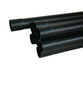 Трубы и фитинги ПВХ под клей