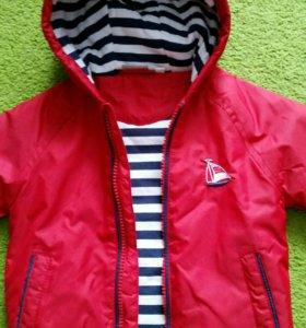 Легкая курточка/ветровка