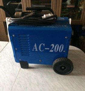 Сварочный трансформатор АС 200