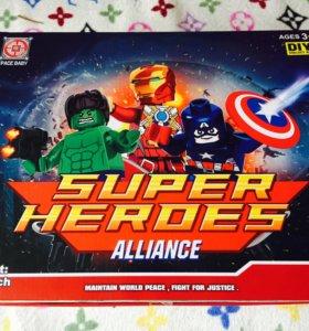 Лего супергерои Marvel 😎👌🏻