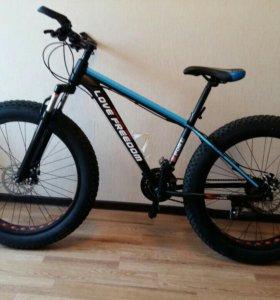 Фэтбайк велосипед новый