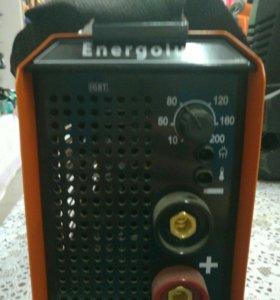 Сварочный аппарат инверторный 200 ампер