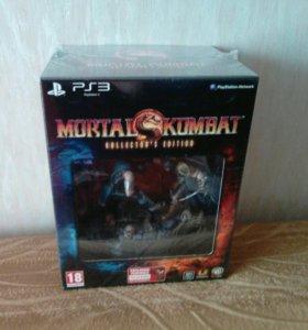 Mortal Kombat Kollectors Edition (в пленке)