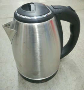 Чайник 1.8 литров нерж.