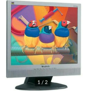 ЖК-монитор ViewSonic VG510s