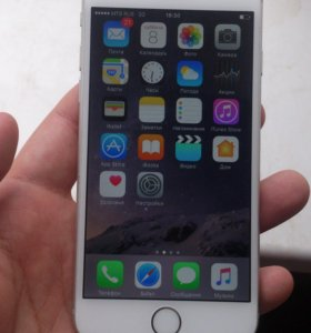 IPHONE 6 128gb (с TOCH ID)