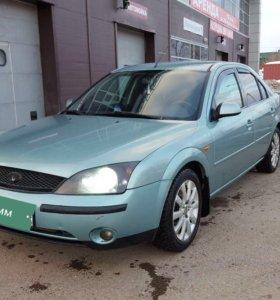 Продам ford mondeo 3 2001г.2л.МТ