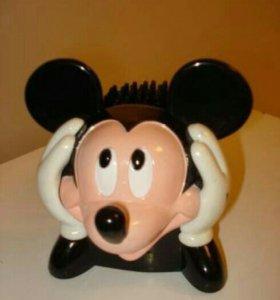 """Подставка для карандашей и ручек """"Микки Маус"""""""