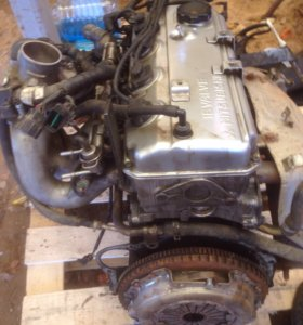 двигатель MITSUBISHI 4G63S4M 2.0 литра